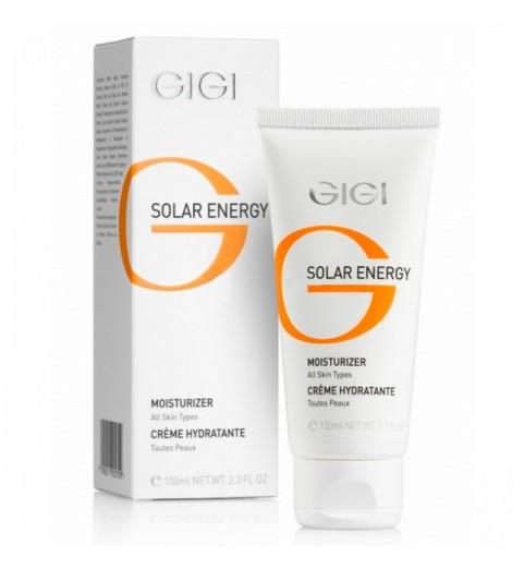 GIGI (ДжиДжи) Solar Energy Moisturizer /  Крем увлажняющий, 100 мл