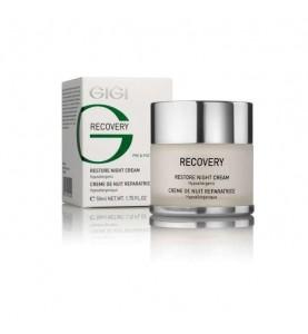 GIGI (ДжиДжи) Recovery Restore Night Cream / Восстанавливающий ночной крем, 50 мл