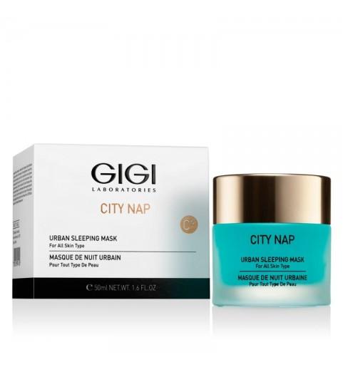 "GIGI (ДжиДжи) City Nap Urban Sleeping Mask / Маска ""Спящая красавица"" Сити Нап, 50 мл"