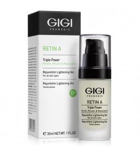 """GIGI (ДжиДжи) Retin A Rejuventim Lightening Gel / Гель осветляющий """"Реджувентим"""", 30 мл"""