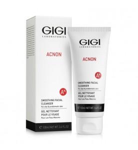 GIGI (ДжиДжи) Acnon Smoothing facial cleanser / Мыло для глубокого очищения, 100 мл