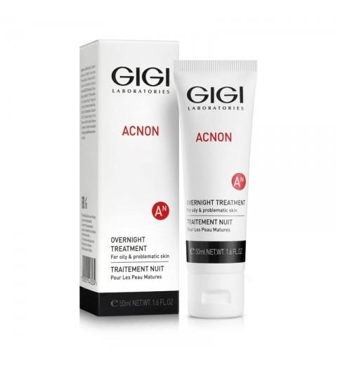 GIGI (ДжиДжи) Acnon Overnight treatment / Крем ночной, 50 мл
