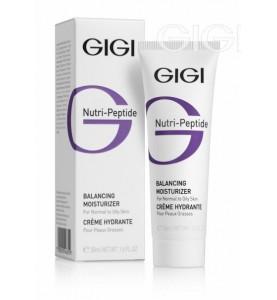 Gigi (ДжиДжи) Nutri Peptide Balancing Moisturizer Oily Skin / Пептидный крем балансирующий для жирной кожи, 50 мл