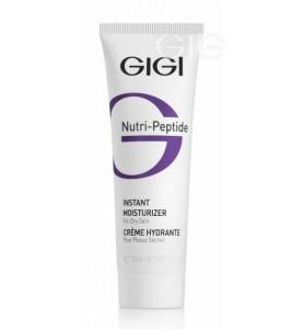Gigi (ДжиДжи) Nutri Peptide Instant Moisturizer for Dry Skin / Пептидный крем мгновенного увлажнения для сухой кожи, 50 мл
