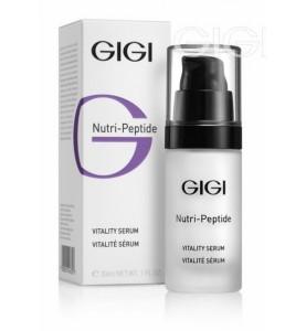 Gigi (ДжиДжи) Nutri Peptide Vitality Serum / Пептидная оживляющая сыворотка, 30 мл