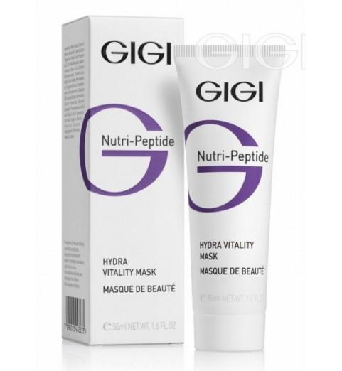 Gigi (ДжиДжи) Nutri Peptide Hydra Vitality Beauty Mask / Пептидная увлажняющая маска красоты, 50 мл