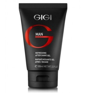 Gigi (ДжиДжи) Man Refreshing After Shave Gel / Гель после бритья, 100 мл