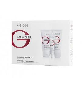 Gigi (ДжиДжи) Derma Clear Kit / Набор для домашнего ухода для жирной кожи, 315 г