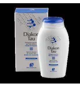 Biogena Diakon Tau / Очищающий антибактериальный гель-эксфолиант Тау, 200 мл