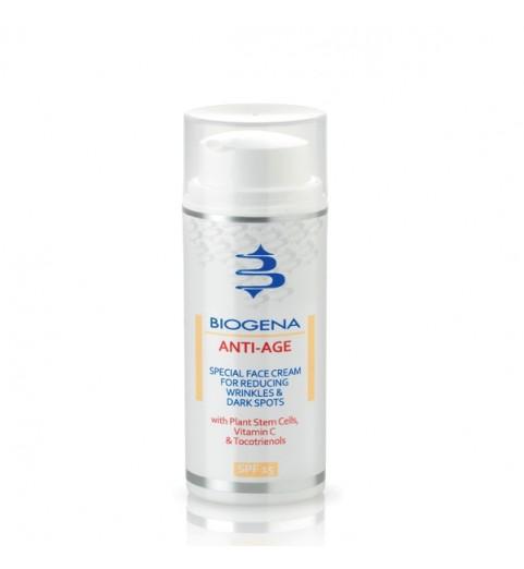 Biogena Anti Age / Крем омолаживающий SPF 15, 50 мл