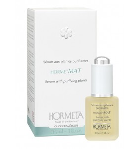 Hormeta (Ормета) HormeMat Serum with Purifying Plants / ОрмеМатирование Оздоравливающая очищающая сыворотка с растительными компонентами, 30 мл