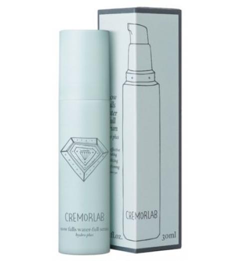 Cremorlab (Креморлаб) Hydro Plus Snow Falls Water-full Serum / Интенсивно увлажняющая сыворотка с экстрактом эдельвейса, 30 мл
