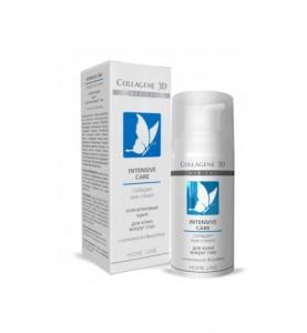 Medical Collagene 3D Intensive Care / Коллагеновый крем для кожи вокруг глаз с комплексом Beautifeye, 15 мл