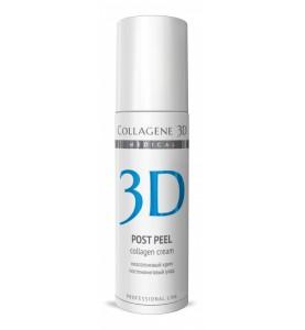 Medical Collagene 3D Express Protect Cream Post Peel / Крем для лица для реабилитации после химических пилингов, 30 мл