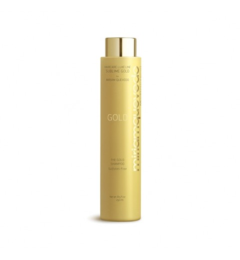 Miriam Quevedo (Мириам Кеведо) The Gold Shampoo / Золотой шампунь 250 мл