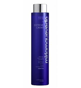 Miriam Quevedo (Мириам Кеведо) Extreme Caviar Imperial Smoothing Shampoo  (SULFATE-FREE) / Бессульфатный шампунь для безупречной гладкости волос с экстрактом черной икры, 250 мл