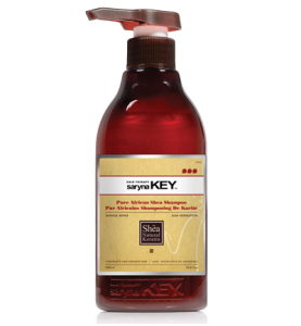 Saryna Key (Сарина Кей) Damage Repair Pure African Shea Butter Treatment Shampoo / Восстанавливающий шампунь с Африканским маслом Ши для сухих и повреждённых волос, 300 мл