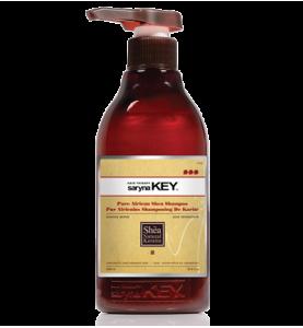 Saryna Key (Сарина Кей) Damage Repair Pure African Shea Butter Treatment Shampoo / Восстанавливающий шампунь с Африканским маслом Ши для сухих и повреждённых волос, 500 мл