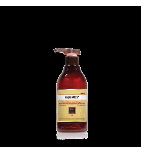 Saryna Key (Сарина Кей) Damage Repair Pure African Shea Butter Treatment Conditioner / Восстанавливающий кондиционер с Африканским маслом Ши для сухих и повреждённых волос, 300 мл