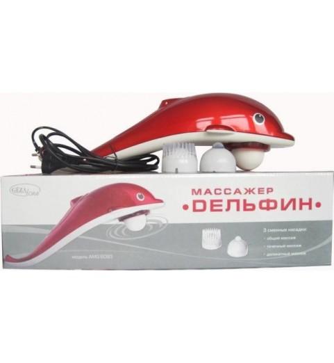 Вибромассажер для тела с ИК-прогревом Дельфин Gezatone AMG 6093
