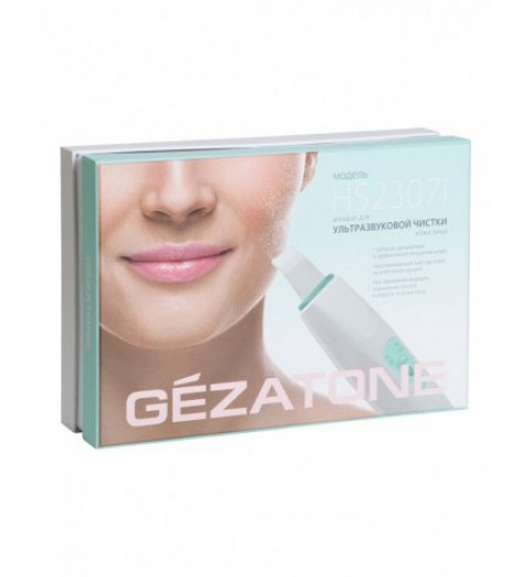 Аппарат для ультразвуковой чистки лица Gezatone HS2307i