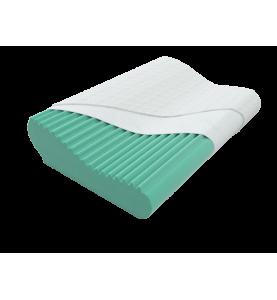Ортопедическая подушка Brener Air Eco Green