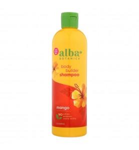 Alba Botanica Mango Moisturizing Hair Wash / Увлажняющий шампунь с манго, 355 мл