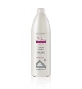 Alfaparf Milano Semi Di Lino Scalp Energizing Shampoo / Шампунь энергетический против выпадения волос, 1000 мл