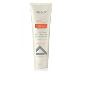 Alfaparf Milano Semi Di Lino Discipline Frizz Control Smoothing Cream / Разглаживающий крем фриз-контроль, 150 мл