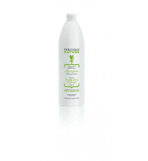 Alfaparf Milano Precious Nature Long/Straight Hair Oil Shampoo / Шампунь для длинных и прямых волос, 1000 мл