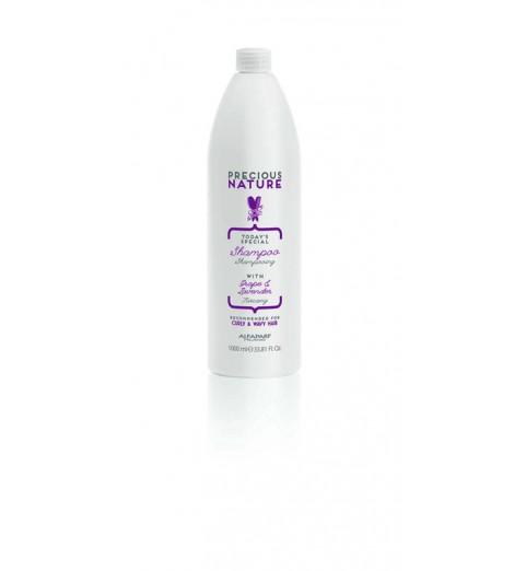 Alfaparf Milano Precious Nature Curly/Wavy Hair Shampoo / Шампунь для кудрявых и вьющихся волос, 1000 мл
