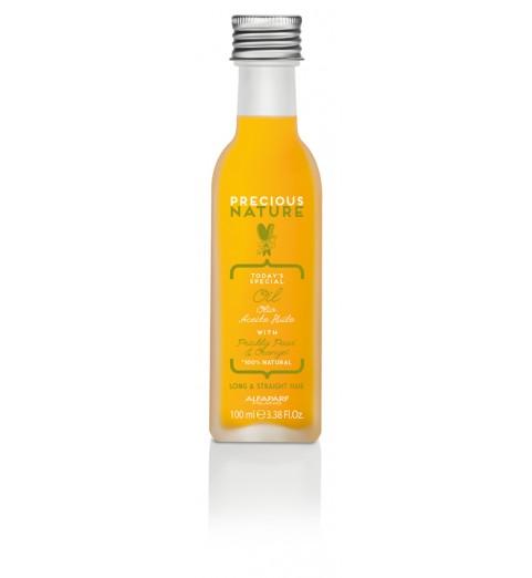 Alfaparf Milano Precious Nature Long/Straight Hair Oil / Масло для длинных и прямых волос, 100 мл