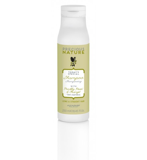 Alfaparf Milano Precious Nature Long/Straight Hair Shampoo / Шампунь для длинных и прямых волос, 250 мл