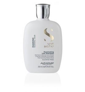 Alfaparf Milano Semi Di Lino Diamond Illuminating Low Shampoo / Шампунь для нормальных волос, придающий блеск, 250 мл