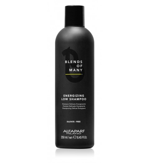 Alfaparf Milano Energizing Low Shampoo / Деликатный энергетический шампунь, 250 мл