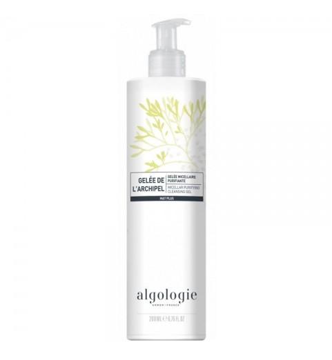 Algologie (Алголоджи) Мицеллярный очищающий гель для жирной и смешанной кожи, 200 мл