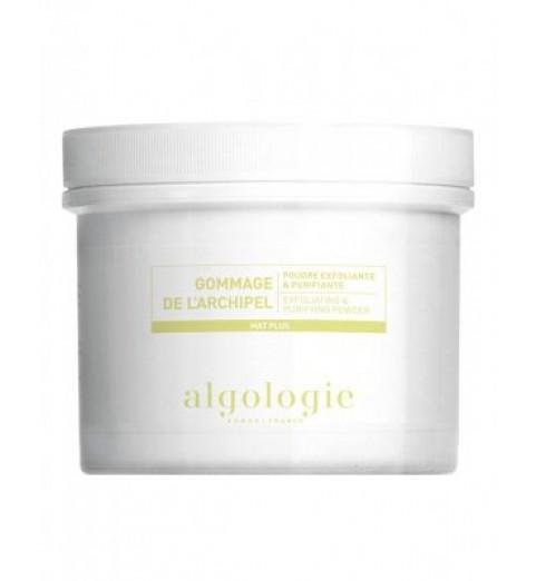 Algologie (Алголоджи) Очищающая порошковая маска - эксфолиант для жирной и смешанной кожи, 75 г