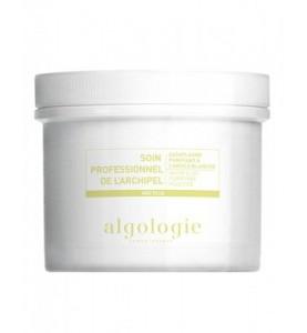 Algologie (Алголоджи) Очищающая маска-компресс с морской глиной для жирной кожи, 100 г