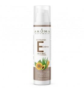 Aroma Naturals Vitamin E Creme / Крем с витамином Е, 94 г