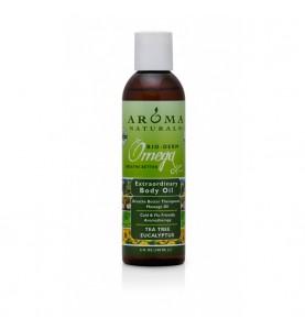 """Aroma Naturals Extraordinary Body Oil / Терапевтическое натуральное специальное масло """"Облегчение дыхания"""", 180 мл"""