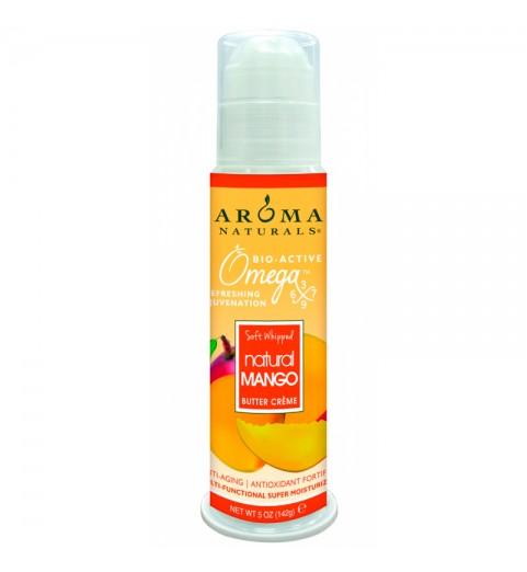 Aroma Naturals Mango Super Moisturizing Butter Creme / Супер увлажняющий крем с маслом манго, 142 г