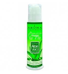 Aroma Naturals Aloe Super Moisturizing Butter Creme / Супер увлажняющий крем с маслом алоэ, 142 г