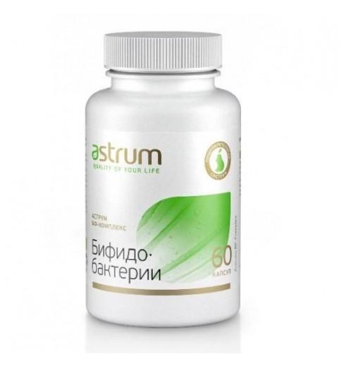 Astrum BF-Complex / БФ-Комплекс Бифидобактерии - профилактика дисбактериоза, 60 капсул