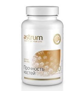 Astrum Bone-Aid / Бон-Эйд Прочность костей - дефицит кальция, профилактика остеопороза, 120 таблеток
