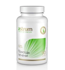 Astrum Liv-Aide / Лив-Эйд Помощь печени - заболевания желчного пузыря и печени, 90 таблеток
