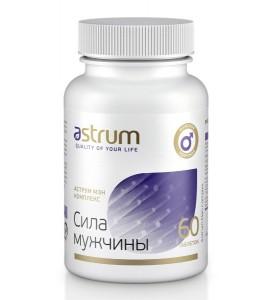Astrum-Man Complex / Мэн Комплекс Сила мужчины, 60 таблеток - усиление потенции