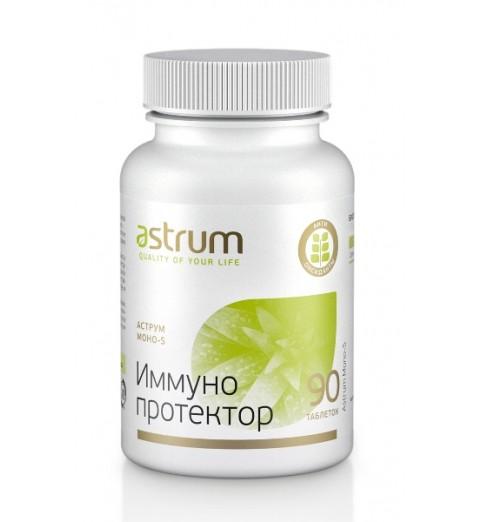 "Astrum Mono-S / Моно-S Иммунопротектор - антиоксидант,""онкопрофилактика, 90 таблеток"
