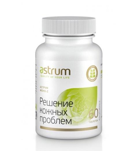 Astrum Mono-Z / Моно-Z - дефицит цинка, кожные проблемы, бесплодие, 60 капсул