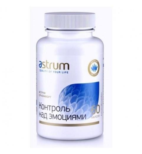 Astrum SR-Comfort / СР-Комфорт Контроль над эмоциями - стрессы, неврозы, бессоница, депрессии, 60 капсул