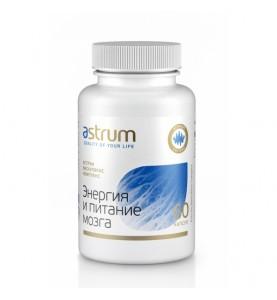 Astrum Vascularis-Complex / Васкулярис-Комплекс Питание мозга - улучшение кровообращения, 60 капсул